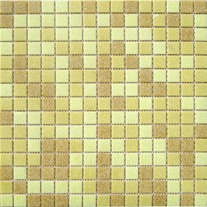 Mозаика стеклянная Elada Mosaic MC103, песочная, 327х327х4 мм