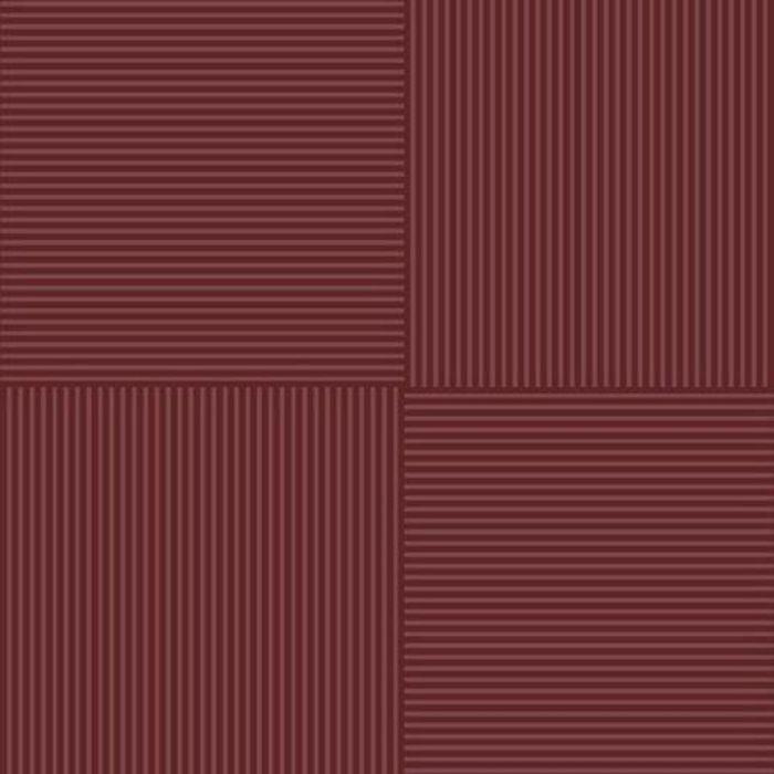 Плитка напольная Аллегро бордо 30х30см 12-01-47-004 (в упаковке 0,99 кв.м)