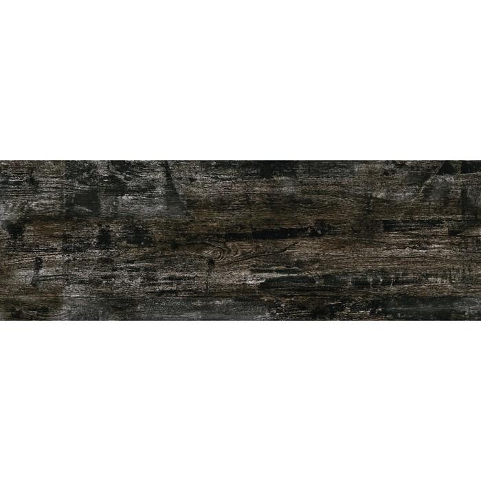Керамогранит Northwood C-NW4M232D, черный 185х598 мм (0,99 м2)