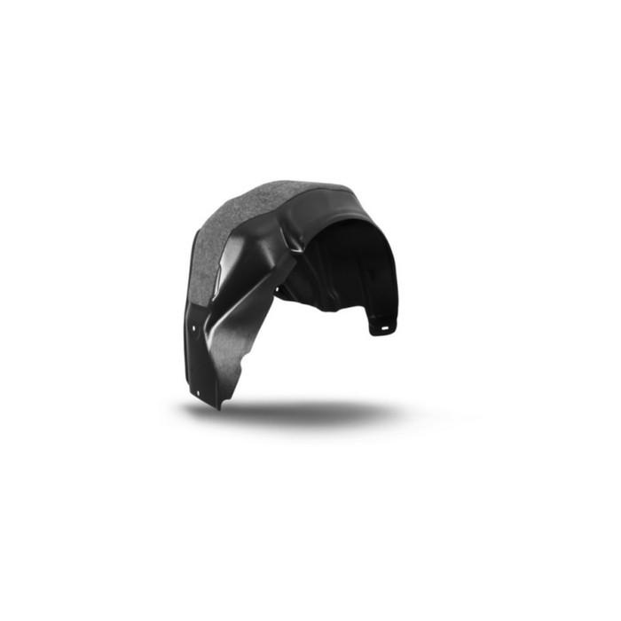 Подкрылок с шумоизоляцией RENAULT LOGAN, 07/2014-2016, Седан (задний правый)