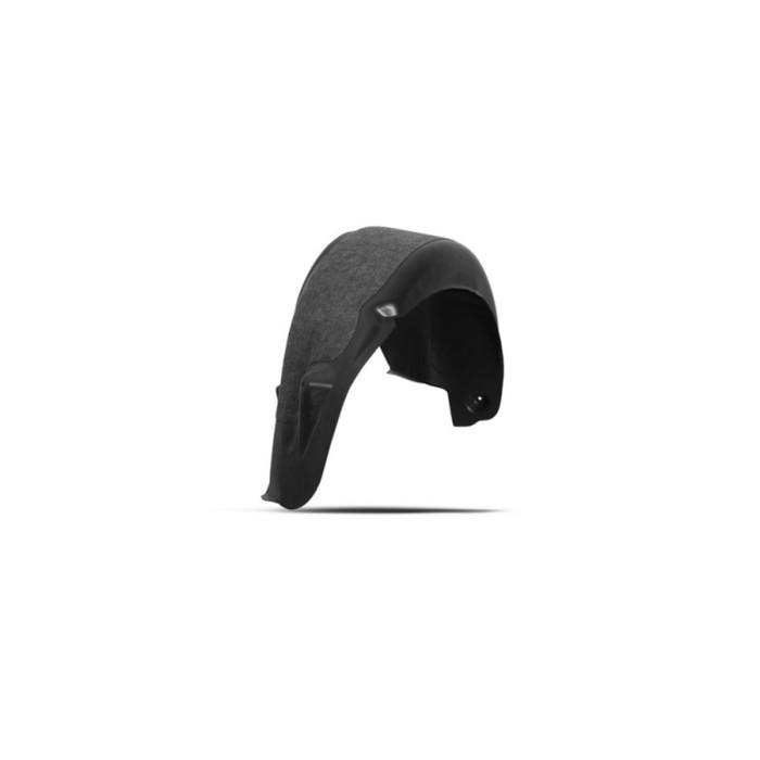 Подкрылок с шумоизоляцией PEUGEOT 408, 04/2012-2016, седан (задний правый)