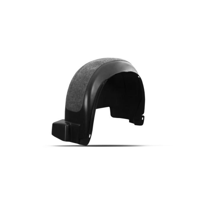 Подкрылок с шумоизоляцией PEUGEOT Boxer, 08/2014-2016, без/с расширителями арок (задний правый) 19