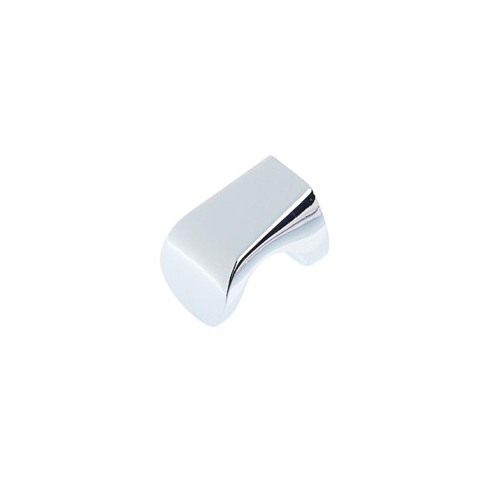 Ручка кнопка РК029CP, цвет хром