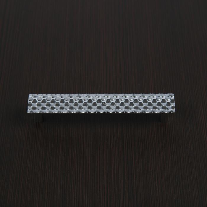 Ручка скоба РС203, м/о 96 мм, цвет хром