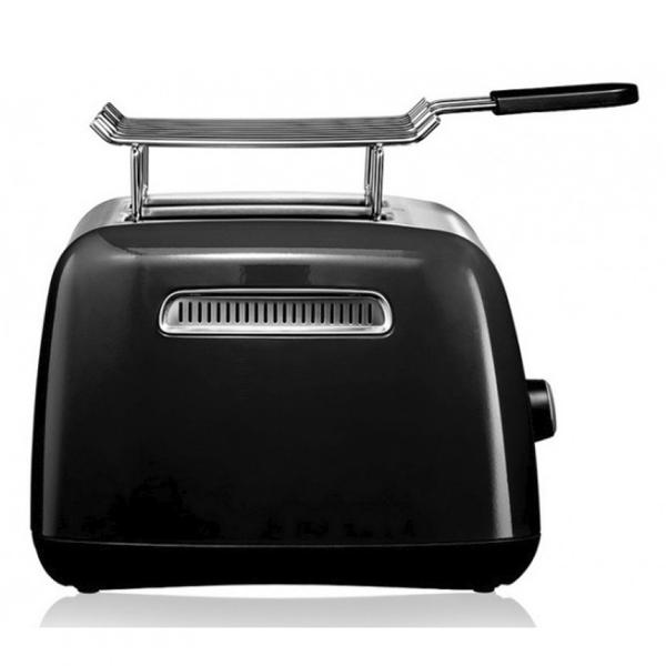 Тостер KitchenAid 5KMT221EOB, черный