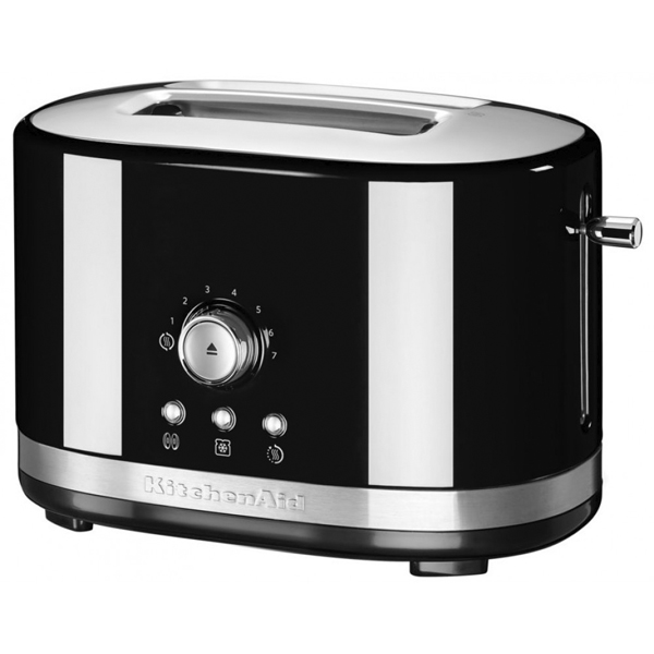 Тостер KitchenAid 5KMT2116EОВ, черный