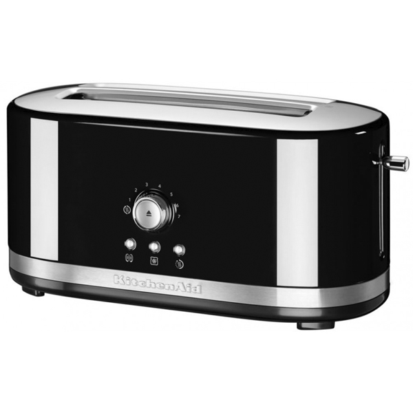 Тостер KitchenAid Artisan 5KMT4116EOB, черный