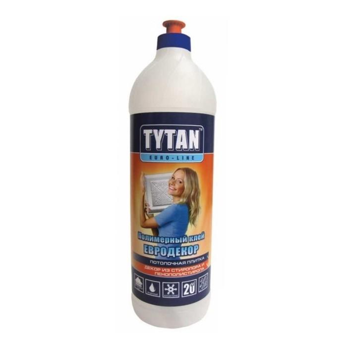 Клей Tytan Euro-Line 7013536, Евродекор, полимерный, 1 л