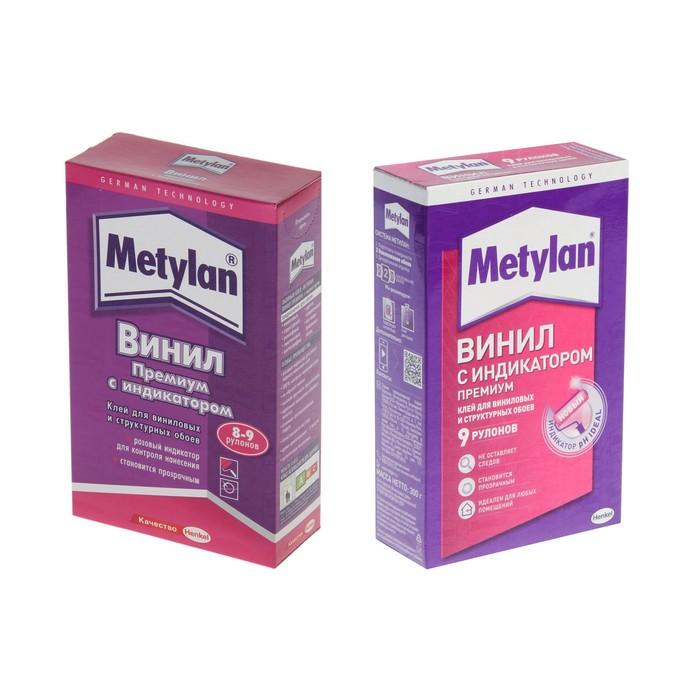 Клей Metylan Премиум, виниловый, 300 г