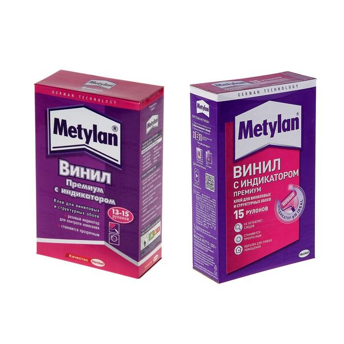 Клей Metylan Премиум, виниловый, 500 г