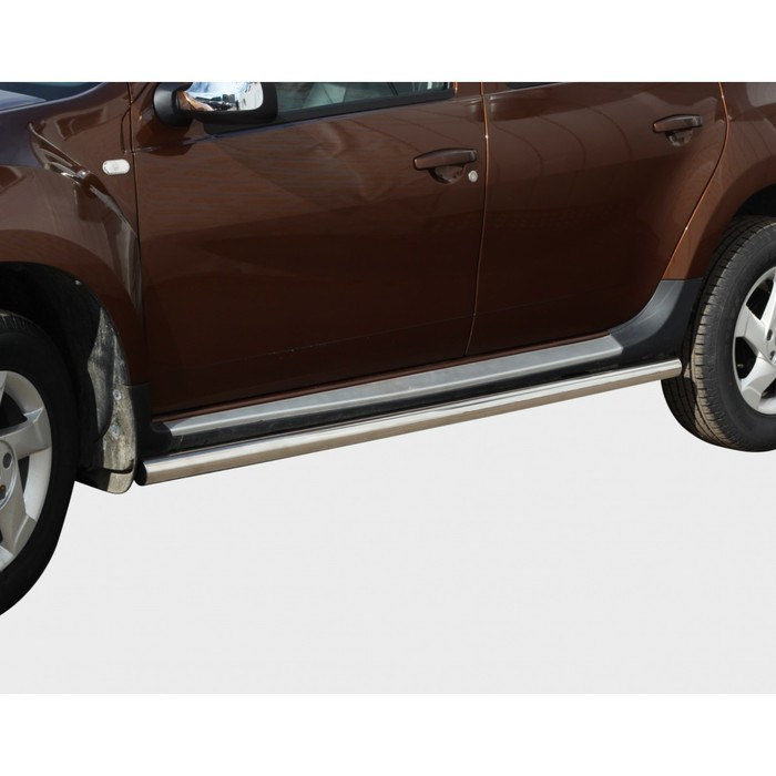 Пороги труба d60,Renault Duster 2012-2016, RDUS.80.1442