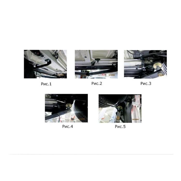 "Пороги алюминиевые ""Bmw-Style круги"" Rival для Kia Sorento III Prime 2015-2017, 180 см, 2 шт., D180AL.2803.3"