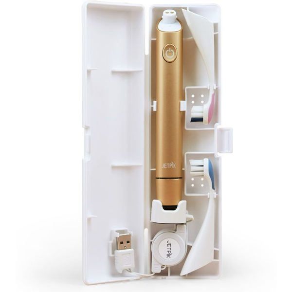 Звуковая зубная щетка Jetpik JP300 (Золото)