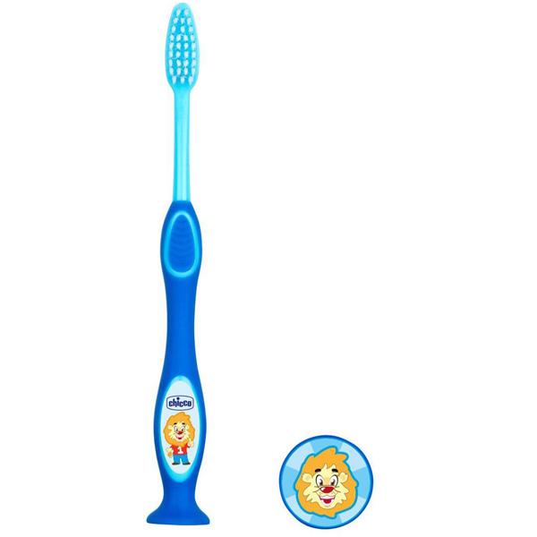 Зубная щетка Chicco от 3 до 6 лет в ассортименте