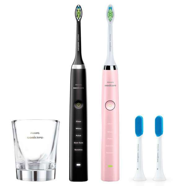 Зубная щетка Philips Sonicare DiamondClean HX9368/35
