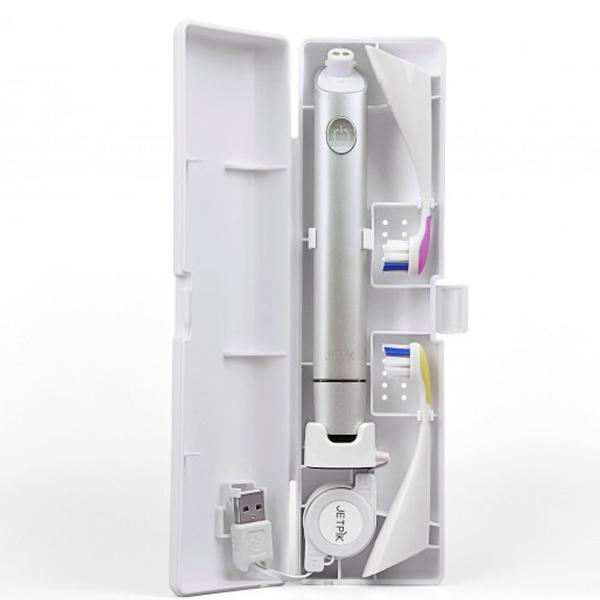 Звуковая зубная щетка Jetpik JP300 (Серебро)