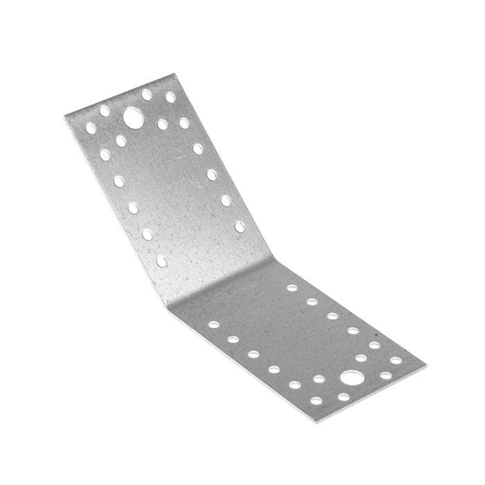 Уголок крепежный под 135° TUNDRA krep, 105х105х65х2 мм