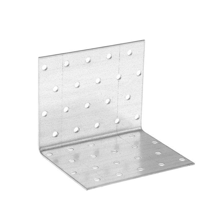Уголок крепежный равносторонний TUNDRA krep, 80х80х100х2 мм