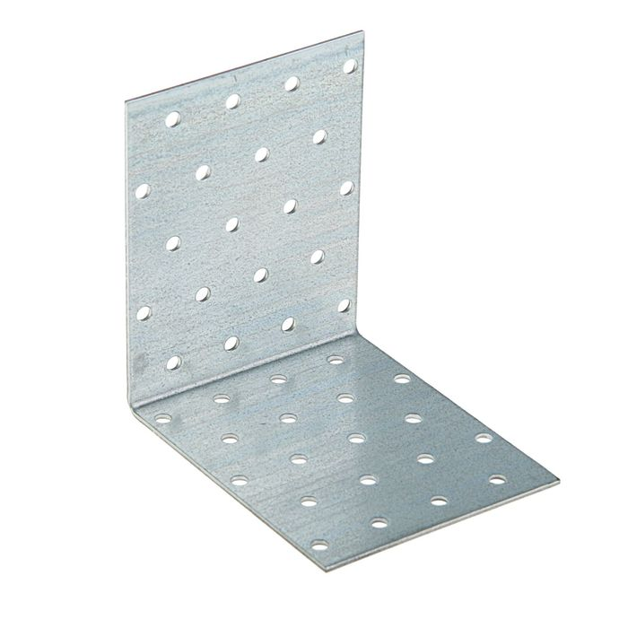 Уголок крепежный равносторонний TUNDRA krep, 100х100х80х2 мм