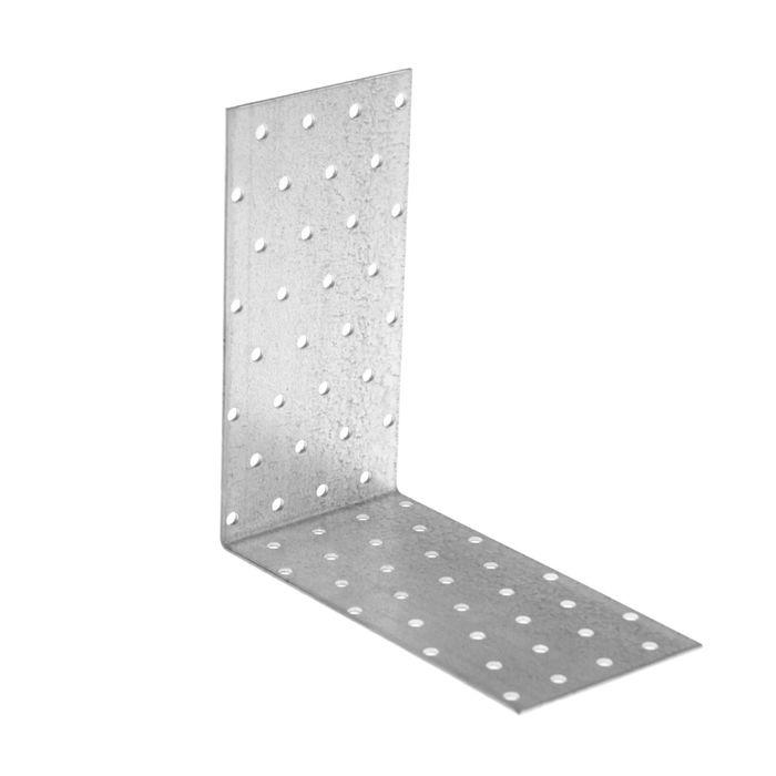 Уголок крепежный равносторонний TUNDRA krep, 160х160х80х2 мм
