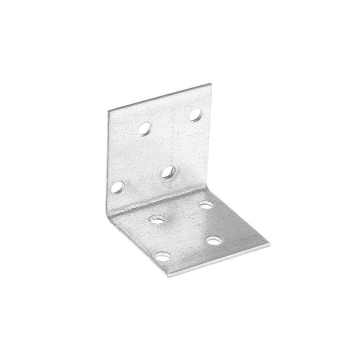 Уголок крепежный равносторонний TUNDRA krep, 40х40х40х2 мм