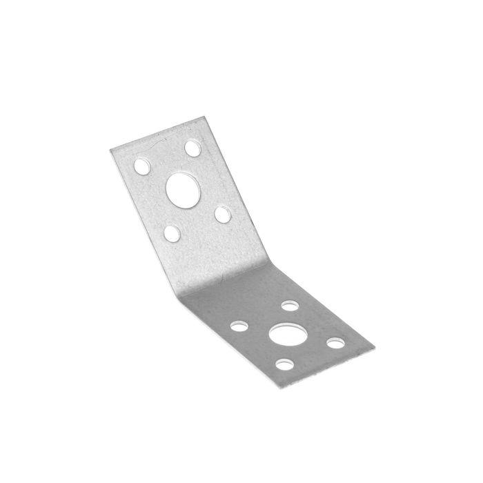 Уголок крепежный под 135° TUNDRA krep, 50х50х35х2 мм