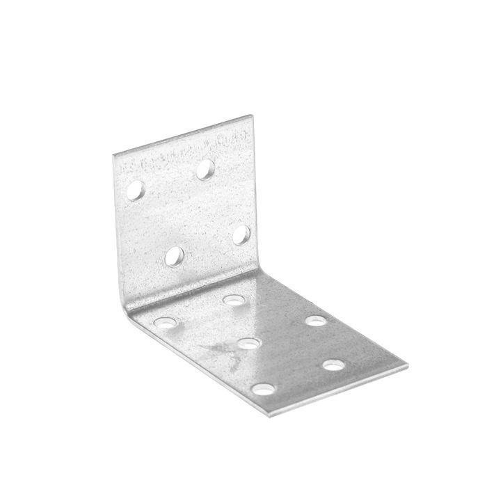 Уголок крепежный анкерный TUNDRA krep, 40х60х40х2 мм