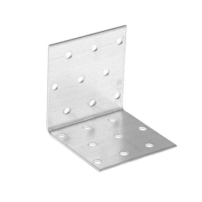 Уголок крепежный равносторонний TUNDRA krep, 60х60х60х2 мм
