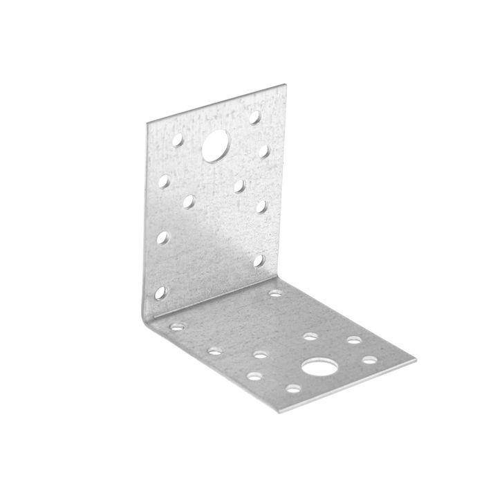 Уголок крепежный TUNDRA krep, 70х70х55х2 мм