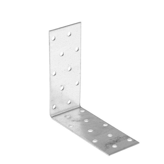 Уголок крепежный равносторонний TUNDRA krep, 100х100х40х2 мм