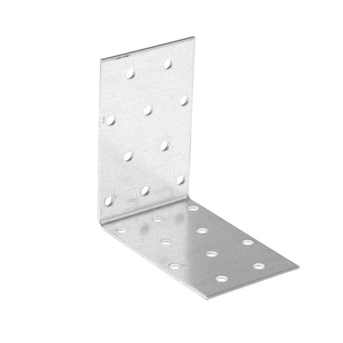 Уголок крепежный равносторонний TUNDRA krep, 80х80х50х2 мм