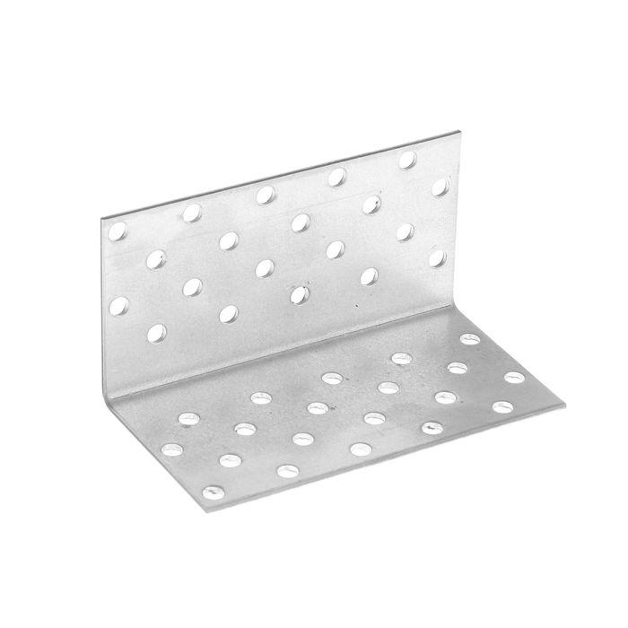 Уголок крепежный равносторонний TUNDRA krep, 50х50х100х2 мм