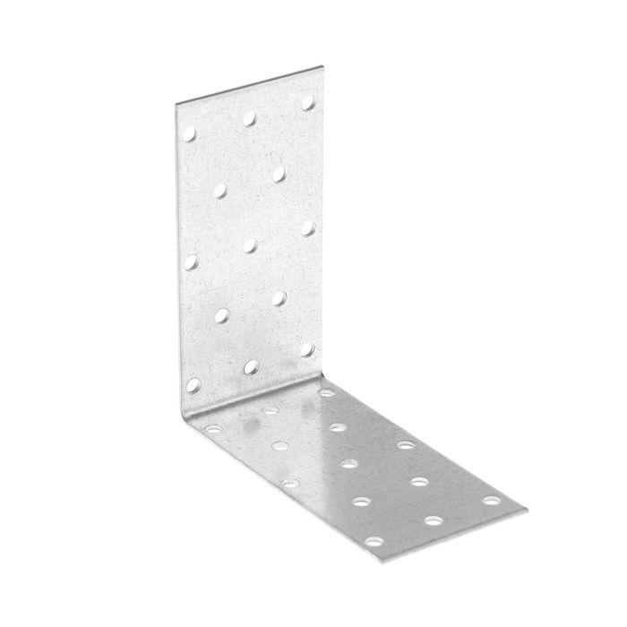 Уголок крепежный равносторонний TUNDRA krep, 100х100х50х2 мм