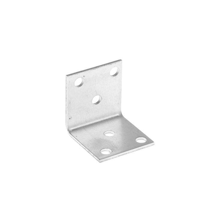 Уголок крепежный равносторонний TUNDRA krep, 30х30х30х2 мм