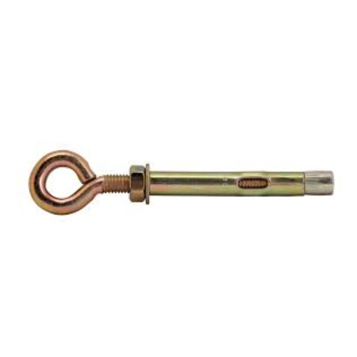Анкерный болт Steelrex, с кольцом 12х100, 25 шт