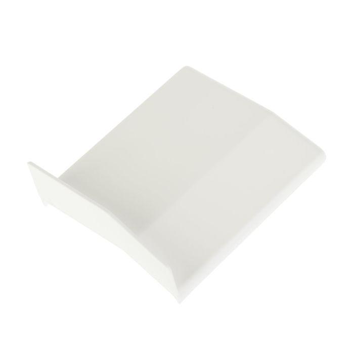 Крышка  CAMAR 801.00.01.00.DX для усиленной подвески, правая, белая