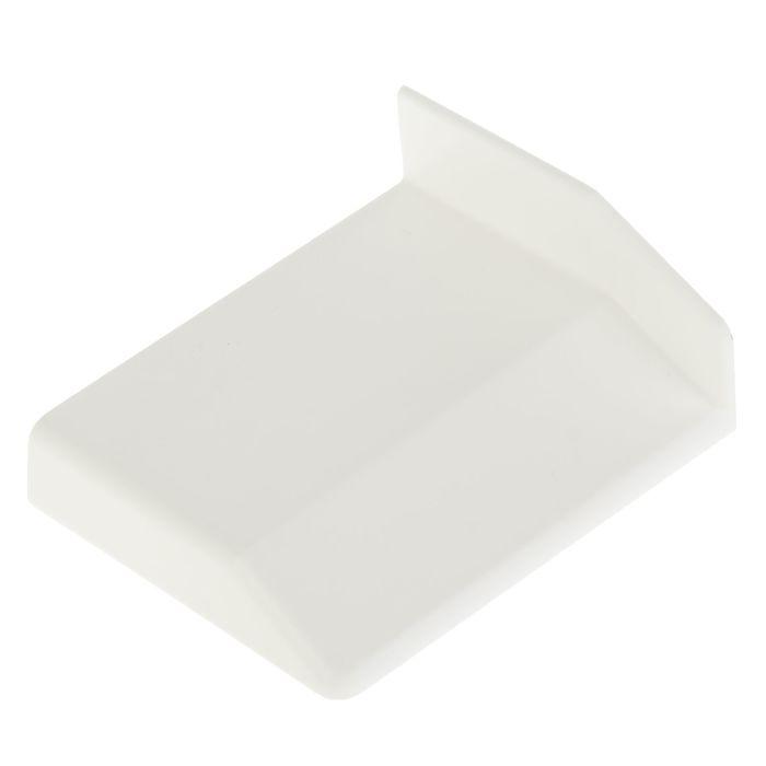 Крышка CAMAR 801.00.01.00.SX для усиленной подвески, левая, белая