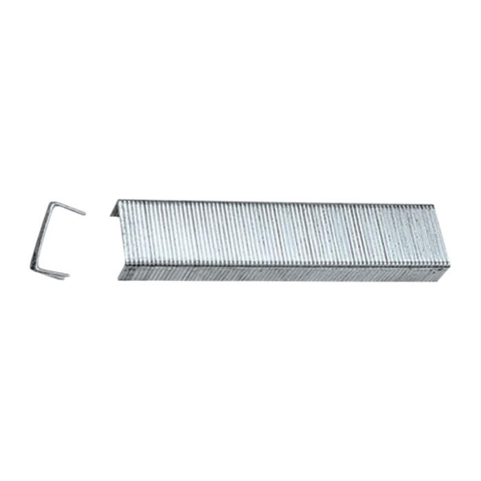 Скобы для мебельного степлера MATRIX MASTER, 6 мм, тип 53, закаленные, 1000 шт.