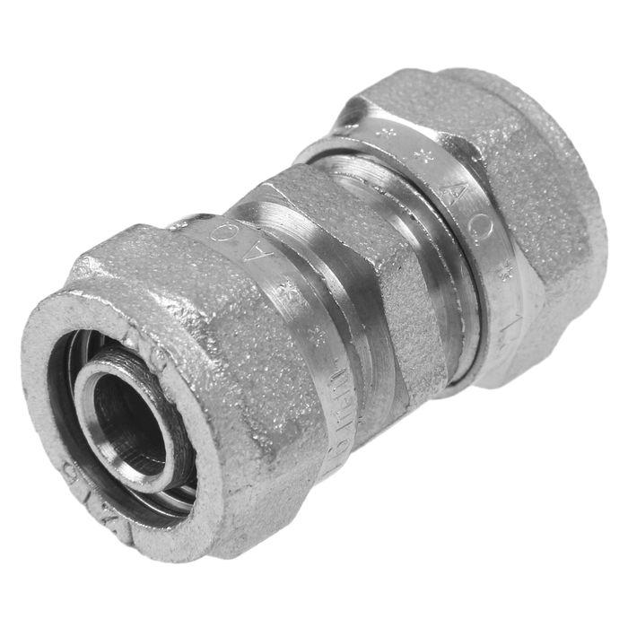 Муфта AQuapex, обжимная, соединительная, 16 мм