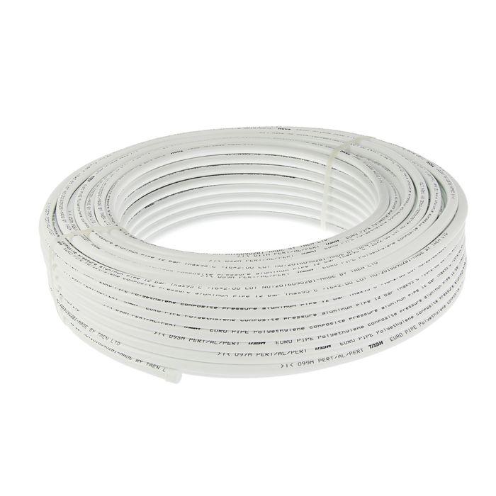 Труба металлопластиковая TAEN PIPE, 16 х 2 мм, бухта 100 м