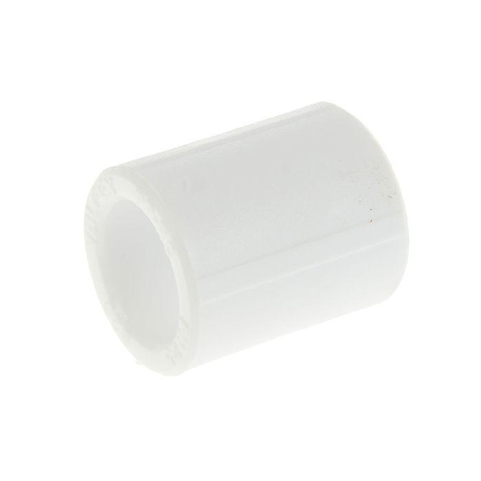 Муфта VALFEX, полипропиленовая, d=20 мм