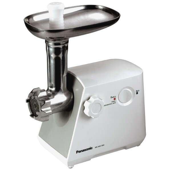 Мясорубка Panasonic MK-MG1300WTQ