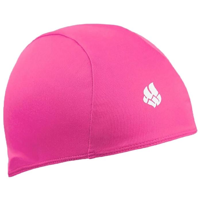 Шапочка для плавания POLY, M0526 01 0 11W, розовый