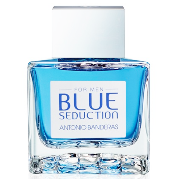 Туалетная вода Antonio Banderas Blue Seduction for men 30 мл