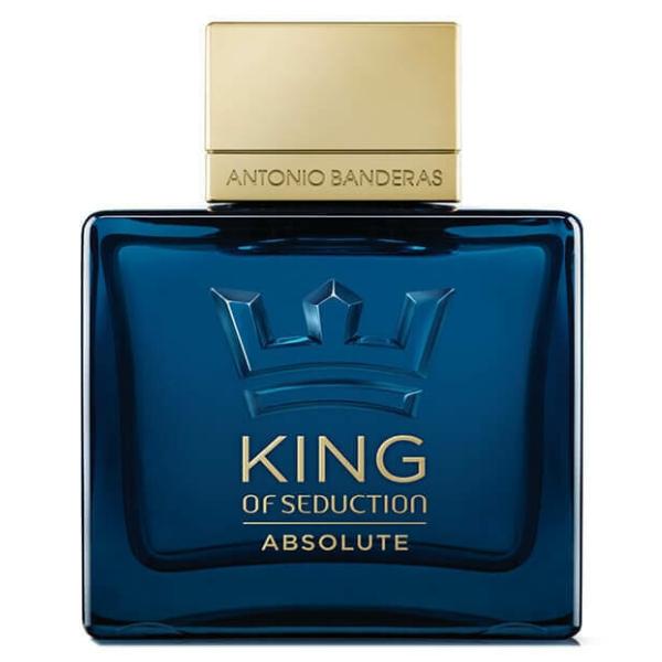 Туалетная вода Antonio Banderas King of Seduction 100 мл