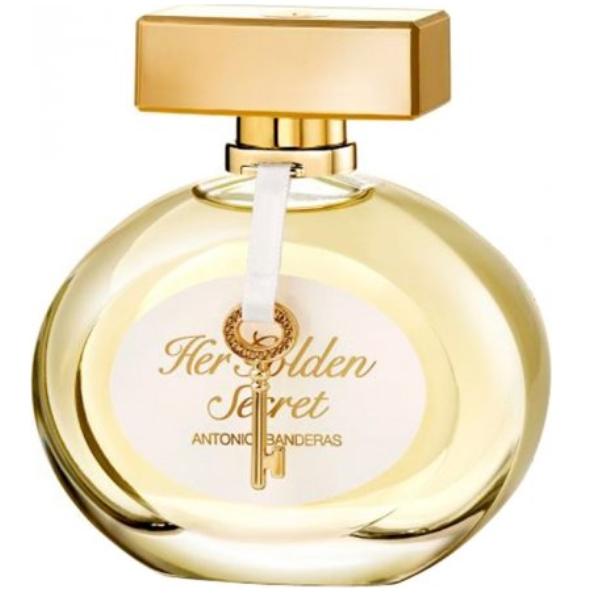 Туалетная вода Antonio Banderas Her Golden Secret 80 мл