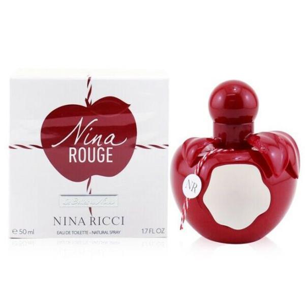 Туалетная вода Nina Ricci Rouge 50 мл