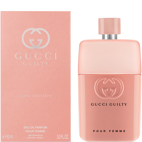 Парфюмерная вода Gucci Guilty Love Edition EDP 50 мл