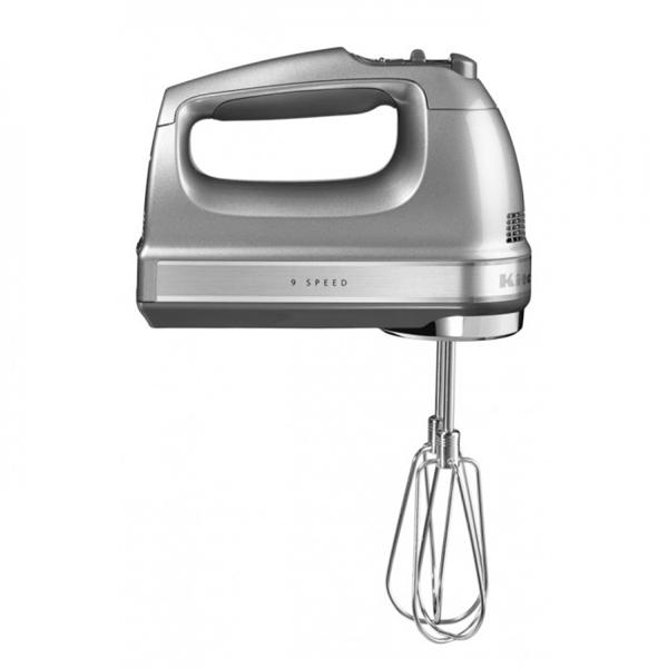 Миксер ручной KitchenAid 5KHM9212ECU, стальной