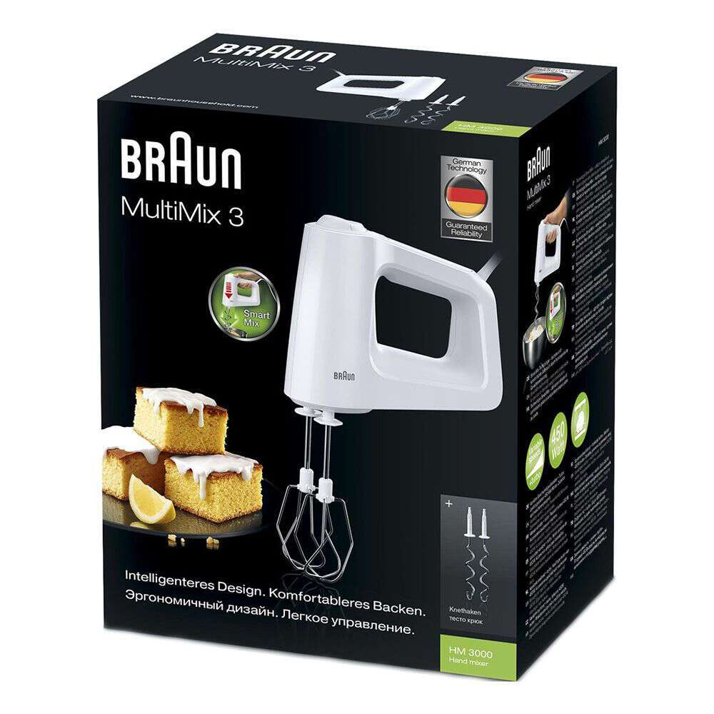 Миксер Braun HM3000